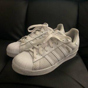 Adidas superstar sneakers women